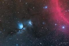 M78 - LRGB (Alejandro Pertuz) Tags: nebula space cosmos messier universe astronomy astrophotography telescope astrometrydotnet:id=nova3144492 astrometrydotnet:status=solved