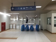 IMG_7770 (Billy Gabriel) Tags: mrt mrtstation jakarta subway metro indonesia trial rail underground