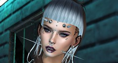 Soft & Strong Rebel (ℰżιℓι) Tags: thedarknessmonthlyevent pkc su andore shihair conviction cx leluck apparel appearance asteroidbox avatar bento blaxium catwa ears eyeshadow genus genusproject gosee ink lush maitreya punch secondlife shadow sl soft strong