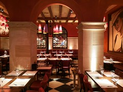 Dining Hall at Pacifico (A. Wee) Tags: pacifico 餐厅 restaurant 萬麗 酒店 hotel renaissance lucerne luzern switzerland 卢塞恩 瑞士