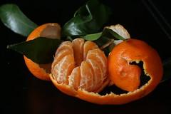 Cueillette d'hiver (domiguichard) Tags: orange clémentines froot fruit