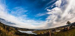 Landscape (juizlansen) Tags: landscape bluesky blue sky nikon d5200 fisheye 8mm rokinon brasil brazil panorama pano