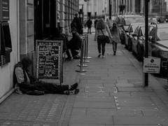 Halfway to Heaven (benperry38) Tags: london homelessness black white canon
