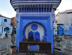 Chefchaouen, Morocco, January 2019 D700 304 (tango-) Tags: chefchaouen bluecity villaggioblu bluevillage morocco maroc 摩洛哥 marruecos марокко المغرب