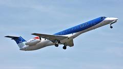 G-RJXM (AnDyMHoLdEn) Tags: bmi embraer egcc airport manchester manchesterairport 23l