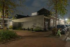 Haagwegkwartier (dangpollard) Tags: haagwegkwartier leiden manalteredlandscape netherlands newtopographics nieuwbouw night