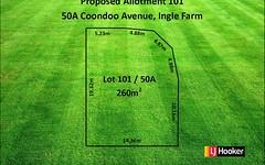 Lot Proposed 101, 50A Coondoo Avenue, Ingle Farm SA