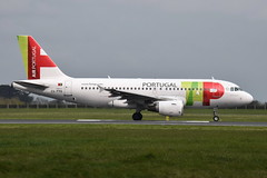 CS-TTO A319 TAP Air Portugal (eigjb) Tags: dublin airport eidw international collinstown ireland jet transport airliner plane spotting aircraft airplane aeroplane aviation 2019 cstto a319 tap air portugal airbus lisbon