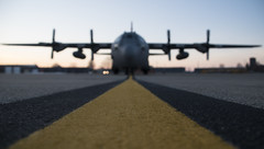 190309-Z-WP775-1048 (Official U.S. Air Force) Tags: 179thairliftwing mansfield ohio ang airnationalguard oangohionationalguard airforce c130 hercules sunrise morning 179aw unitedstates us