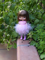 Sunday surprise ... (feltland) Tags: feltland bokkadoll handmade knittingcrochet outfit craft doll muñeca boneca