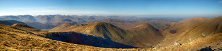 View from Rampsgill Head.