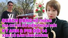 QUÁCH DŨNG cho rằng KỲ ANH & PHI ĐỘI 14 chỉ hù được TRƯỜNG CON chứ có vé gì (daihung6628) Tags: ifttt youtube