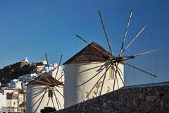 5 Islands: Serifos – Windmills (Thomas Mülchi) Tags: cycladesislands cyclades 2016 spring islandhopping southaegean greece villagestownsbuidlings architecture chora serifos egeo gr
