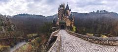 burg eltz...Panorama (st.weber71) Tags: nikon z7 deutschland germany gebäude art wald bäume historischegebäude schlösser schloss nebel castle eltzcastle burgeltz panorama romantik