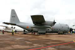 CH-12 Fairford 07/07/12 (Andy Vass Aviation) Tags: fairford c130 belgianairforce ch12