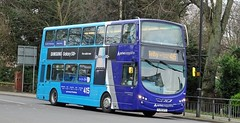 Selby (Andrew Stopford) Tags: yj59btz vdl db300 wright 2dl arriva selby sapphire