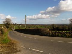 Derbyshire (kelvin mann) Tags: derbyshire derbyshiredales crich countryside sky lane road hedge
