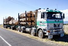 Sandbach-built log hauler (SemmyTrailer) Tags: 4525 4000 foden truck lorry logs timber