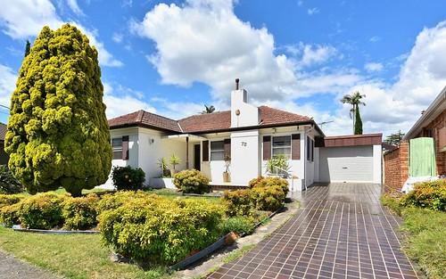 72 Harslett Crescent, Beverley Park NSW 2217