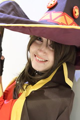 Megumin from Konosuba - Close Up (NekoJoe) Tags: closeup cosplay cosplayer england gbr geo:lat=5090568798 geo:lon=141518244 geotagged konosuba megumin minami minami2019 minami25 minamicon minamicon2019 minamicon25 novotelsouthampton southampton uk unitedkingdom