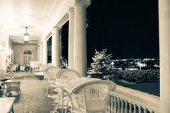 The Stanley Hotel - Estes Park, Colorado (BeerAndLoathing) Tags: 2018 november stanleyhotel bw 77d estespark colorado blackwhite devotchka canon fall usa snow blackandwhite