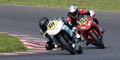 Number 411 Kawasaki Ninja ZX-3R ridden by Jamie Byme (albionphoto) Tags: kawasaki gixxer suzuki triumph ducati yamaha superbike racing motorcycle ktm motorsport sportbike millville nj usa 411