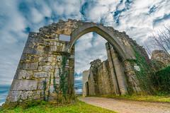 Kallmünzer Burg (winke_wo) Tags: castle bavaria a7r ii gmaster cloudy burg sony
