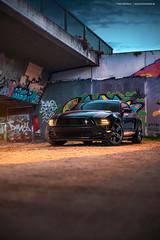 2013 Mustang GT California Special - Shot 6 (Dejan Marinkovic Photography) Tags: 2013 ford mustang gt californiaspecial california special american car coupe black automotive konstanz lake constanze