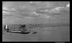 Ricognitore su Taranto  Anno 1936 (t.libra) Tags: taranto italy 1936 regiamarina aereo aeroplano airplane flugzeug aircraft luftfahrzeug