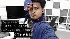 I'm happy since I stop expecting from others.  #attitude #quote #picturequotes #pictureoftheday #selfie #xiaomi #portraitphotography #pocophonef1 #uae #abudhabi #style #work #office #family #care #dreams #friends (Sayid Dastaan) Tags: im happy since i stop expecting from others attitude quote picturequotes pictureoftheday selfie xiaomi portraitphotography pocophonef1 uae abudhabi style work office family care dreams friends saiyyad akbar sayid dastaan sayiddastaan