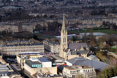 Bath (mbphillips) Tags: europe 歐洲 欧洲 europa 유럽 cityscape paisajeurbano 城市景观 城市景觀 도시풍경 city ciudad 도시 都市 城市 canon80d canoneos80d canon bath 巴斯 바스 somerset 薩默塞特 森麻實郡 서머싯주 alexandrapark england angleterre inglaterra 英国 英國 영국 イングランド english greatbritain unitedkingdom uk britishisles mbphillips goetagged photojournalism photojournalist canonef85mmf18usm stjohntheevangelistschurch