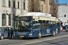 Esch-sur-Alzette, Boulevard John F. Kennedy 15.02.2019 (The STB) Tags: luxembourg lëtzebuerg rgtr verkéiersverbond régimegénéraldestransportsroutiers bus busse autobus autobús publictransport öpnv transportpublique ëffentlechentransport