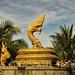 Naga Statue, Karon , Thailand