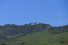 Hearst Castle (ivlys) Tags: usa california sansimeon hearstcastle eingang entrance landschaft landscape natur nature ivlys