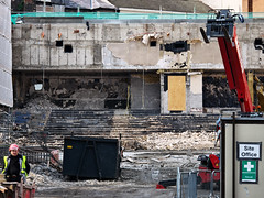 The Screen cinema demolition (turgidson) Tags: panasonic lumix dmc g7 panasoniclumixdmcg7 panasonicg7 micro four thirds microfourthirds m43 g lumixg mirrorless x vario 35100mm 35100 f28 hhs35100 telephoto zoom lens panasonic35100 panasoniclumixgxvario35100mmf28 silkypix developer studio pro 9 silkypixdeveloperstudiopro9 raw the screen thescreen cinema demolition film movie theatre theater dublin ireland tara street tarastreet p1290490