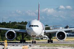 Swiss / Boeing 777-300ER / HB-JNC (schmidli123) Tags: zrh zurichairport zrhairport hbjnc zrhapron boeing boeinglovers 777 swiss flyswiss ge90 generalelectric