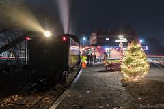 CNJ 113 @ Minersville, PA (Dan A. Davis) Tags: cnj113 cnj centralrailroadofnewjersey project113 steamlocomotive steamengine 060 railroad locomotive train minersville pa pennsylvania