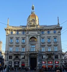 Milano (35) (pensivelaw1) Tags: italy milan statues trump starbucks romanruins thefinger trams cakes architecture