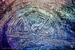 Mystic wheel 3 (pan-ch) Tags: art men composing digitalart hss