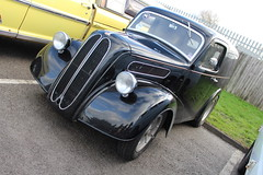 COL01/19 009 (The Mad Welshman) Tags: coleshill breakfast car meet muscle american yank harvester show january 2019