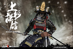 COOMODEL 20190120 CM-SE043 Uesufi Kenshin 上杉谦信 - 02 (Lord Dragon 龍王爺) Tags: 16scale 12inscale onesixthscale actionfigure doll hot toys coomodel samurai