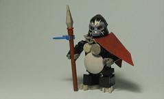 Gorilla Grodd (Julekcoolka) Tags: lego dc comics grodd flash armor rogues gorilla ape monkey brickbuilt brick built