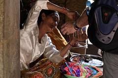 Prayer Bracelets (Anne Marie Clarke) Tags: taprohm prayers bracelet prayerbracelet devotions temple hindu