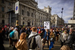 People's Vote March (aurélien.) Tags: eos5dmarkiv canoneos5dmarkiv london peoplesvote brexit march protest parliamentsquare whitehall westminster tse24mmf35lii canontse24mmf35lii tse tiltshift tilt shift