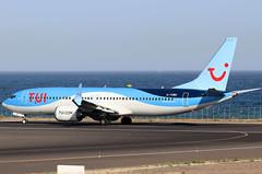 G-TUMC_01 (GH@BHD) Tags: gtumc boeing 737 738 737800 737max8 max 73m 7m8 b737 b7m8 b73m b738 by tom tui tuiairways ace gcrr arrecifeairport arrecife lanzarote aircraft aviation airliner
