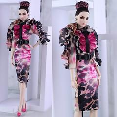 Integrity Toys Fashion Royalty Agnes Demeanor (Regina&Galiana) Tags: fashionroyalty fashiondoll dollfashion fashion doll integritytoys nuface agnes barbie agnesdemeanor