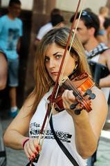 Biolin jotzaile  part. 1  IMG_0576_Hir (jakes irigoien) Tags: euskalherria nafarroa xirribikari musician flickr violin violonist biolinjotzaile biolin