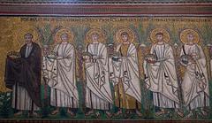 Sant'Apollinare Nuovo (diocrio) Tags: italia ravena santapollinarenuovo mosaicos ravenna bizantino arte