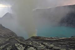 Java - Volcan Kawah Ljen (jmboyer) Tags: ba1073 java volcan kawahlien ©jmboyer indonesie indonésie asie asia travel canon géo