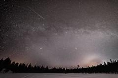 Finnland 2019 (Stefan Giese) Tags: nikon d750 finnland lappland night nacht sallatunturi milkyway milchstrasse andromeda sternenhimmel stars sterne astronomy